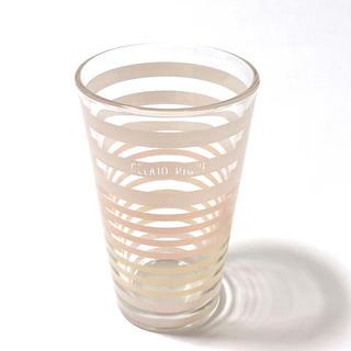 ジェラートピケ(gelato pique)の【gelato pique】ボーダーグラス(グラス/カップ)