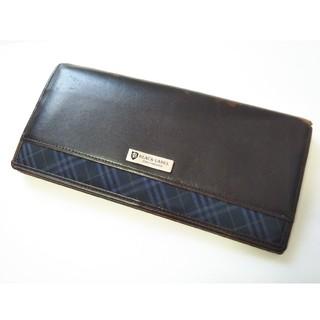 ブラックレーベルクレストブリッジ(BLACK LABEL CRESTBRIDGE)の【値下げ‼】ブラックレーベルクレストブリッジ 長財布(長財布)