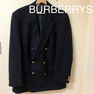 BURBERRY - 90's⭐Vintage⭐Burberrys⭐ダブルジャケット⭐L⭐スーツ⭐