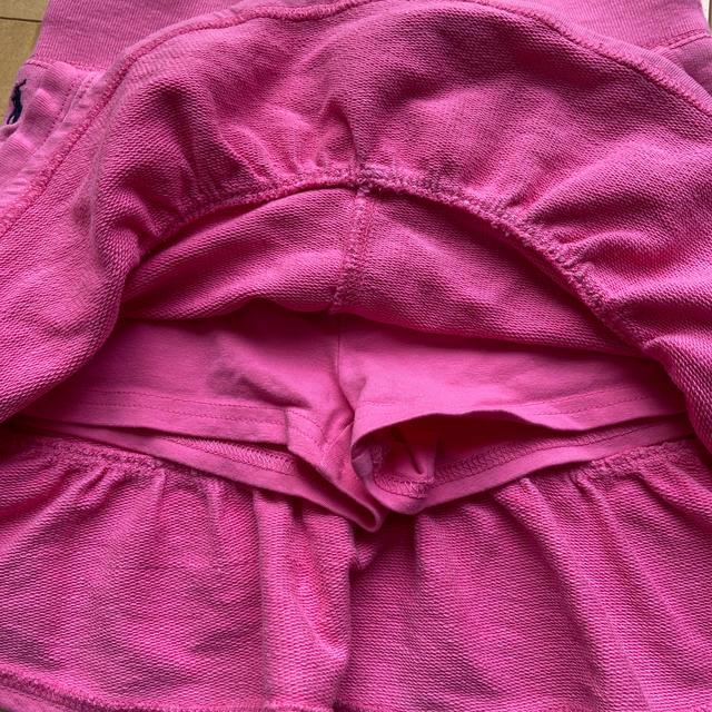 Ralph Lauren(ラルフローレン)のラルフローレン・120スカート キッズ/ベビー/マタニティのキッズ服女の子用(90cm~)(スカート)の商品写真
