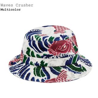シュプリーム(Supreme)のSupreme Waves Crusher Hat M/L(ハット)