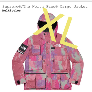 Supreme - SUPREME THE NORTH FACE CARGO JACKET