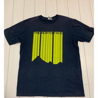 THE NORTH FACE - ノースフェイス Tシャツ ネイビー Mサイズ