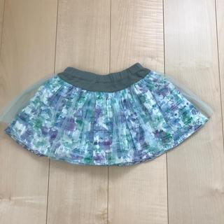ANNA SUI mini - ANNA SUI mini  スカート 100