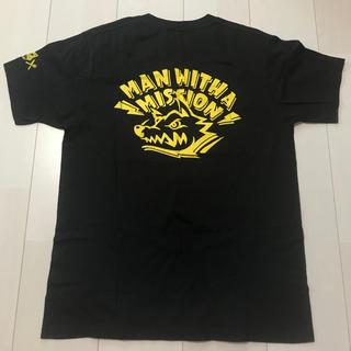 マンウィズアミッション(MAN WITH A MISSION)のMAN  WITH A MISSON ★ ロゴTシャツ  ✨最終値下げ✨(ミュージシャン)