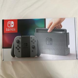 Nintendo Switch - ニンテンドー スイッチ 本体 グレー