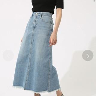 moussy - MOUSSY デニムスカート
