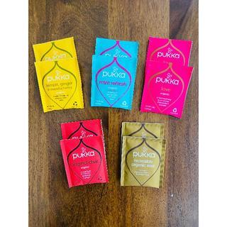 ルピシア(LUPICIA)のPUKKA パッカ ハーブティー 5種10包(茶)