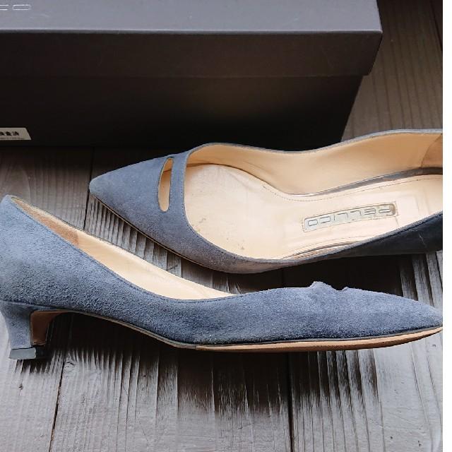 PELLICO(ペリーコ)のペリーコ*ローヒールパンプス*36サイズ レディースの靴/シューズ(ハイヒール/パンプス)の商品写真