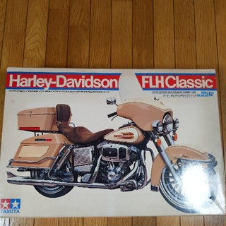 Harley Davidson FLHClassic(模型/プラモデル)