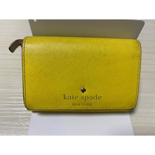 ケイトスペードニューヨーク(kate spade new york)のケイトスペード 財布 カードケース ICカード(名刺入れ/定期入れ)