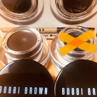 BOBBI BROWN - BOBBI BROWN ロングウェア ジェル アイライナー 02 セピアインク