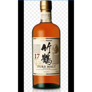 サントリー(サントリー)の竹鶴17年 新品(ウイスキー)