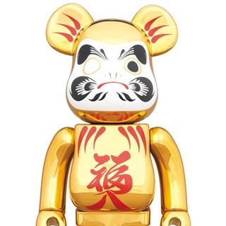 MEDICOM TOY - 【発送可】達磨 金メッキ 福入 ベアブリック ソラマチ スカイツリー 400%