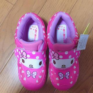 マイメロディ - マイメロディ 子供靴 17センチ