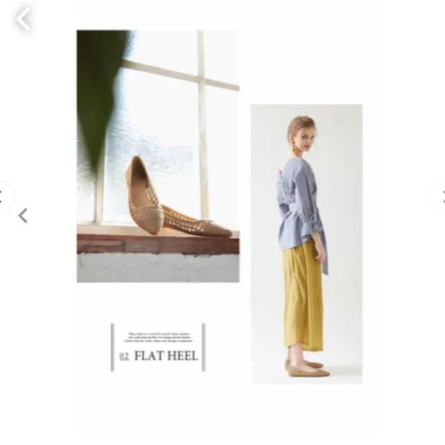 titivate(ティティベイト)の新品 titivate 編みデザインパンプス レディースの靴/シューズ(ハイヒール/パンプス)の商品写真