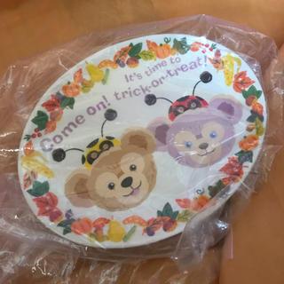 ダッフィー(ダッフィー)の新品!ダッフィー♡スーベニアプレート 定価¥900(食器)
