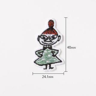 ユニクロ(UNIQLO)のリトルミィ✖︎ユニクロ  刺繍ワッペン(各種パーツ)