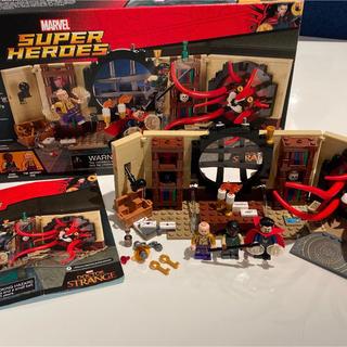 Lego - レゴ スーパーヒーローズ ドクターストレンジ ドクターストレンジの神聖な館