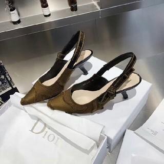 Dior  パンプス/サンダル 35-40