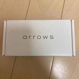 アローズ(arrows)のarrows M05 ブラック 新品未開封(スマートフォン本体)