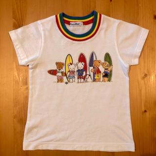 familiar - ファミリアfamiliar 半袖Tシャツ