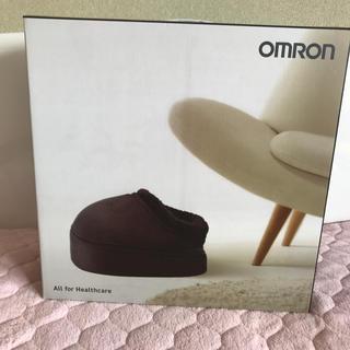 オムロン(OMRON)のOMRON Foot Massager オムロン フットマッサージャー(フットケア)