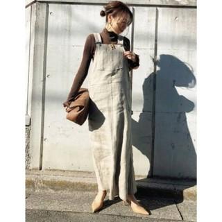 Ron Herman - ユニオンランチ×ロンハーマン 麻 サロペットスカート