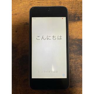 アイポッドタッチ(iPod touch)のipod touch 5世代 16GB 動作不良等無し(ポータブルプレーヤー)