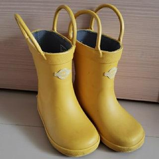 モンベル(mont bell)のミヤビマルーン様 mont-bell キッズ 長靴 15センチ(長靴/レインシューズ)
