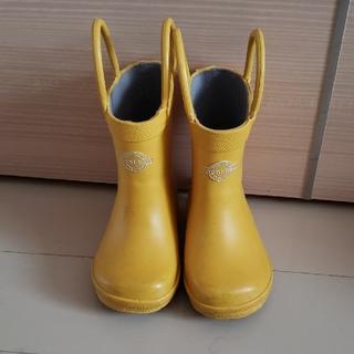 モンベル(mont bell)のmont-bell キッズ 長靴 14センチ(長靴/レインシューズ)