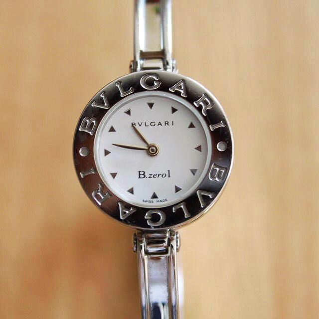 BVLGARI(ブルガリ)の【美品】ブルガリ B-zero1 レディースのファッション小物(腕時計)の商品写真