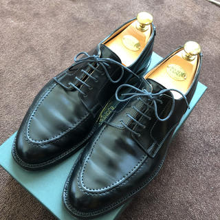 Crockett&Jones - CROCKETT&JONES ONSLOW BLACK CORDVAN 7.5E
