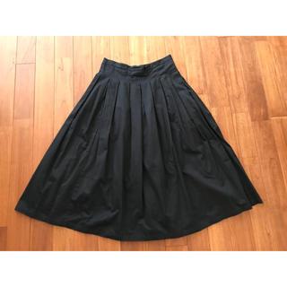 カトー(KATO`)のグランママドーター GRANDMA MAMA DAUGHTER スカートネイビー(ロングスカート)