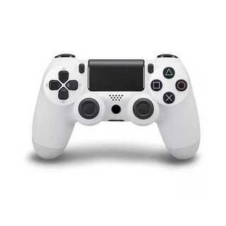 PS4 ワイヤレスコントローラー ホワイト 白色