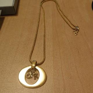 クリスチャンディオール(Christian Dior)のクリスチャン・ディオール ネックレス(ネックレス)