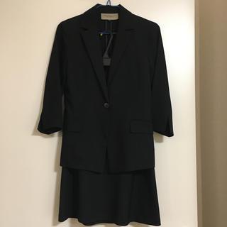 PROPORTION BODY DRESSING - 【匿名配送】日本製★ブラックフォーマル★スーツ★ジャケット★スカート★ボディドレ
