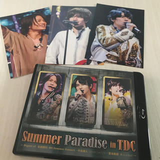 Johnny's - Summer Paradise in TDC~Digest of 佐藤勝利「勝利