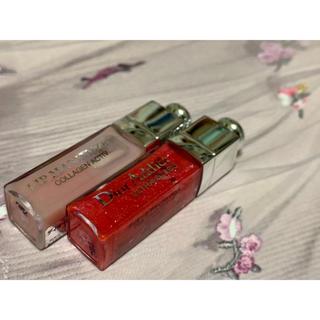 ディオール(Dior)のDior*リップマキシマイザー/グロス 試供品2本セット(リップグロス)