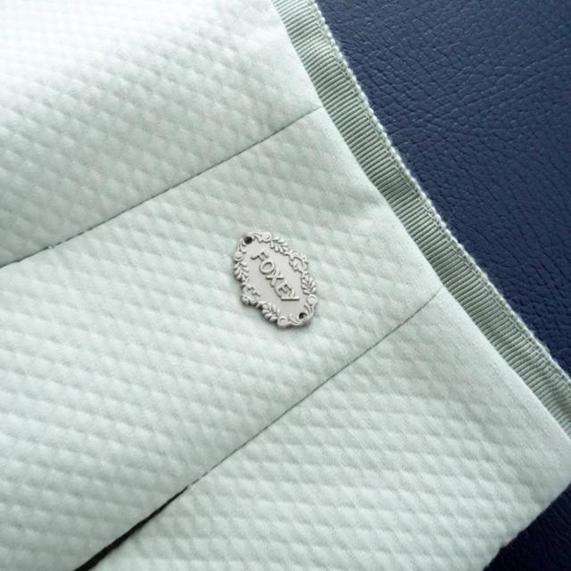 FOXEY(フォクシー)の■FOXEY■ 38 リリーベル コットンピケ スカート フォクシーブティック レディースのスカート(ひざ丈スカート)の商品写真