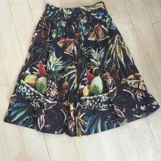 TOMORROWLAND - macphee スカート