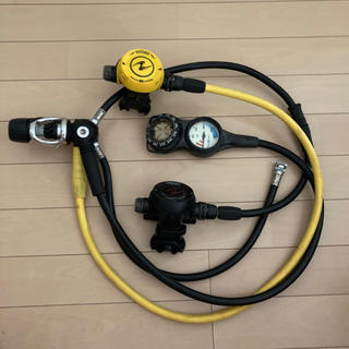 アクアラング(Aqua Lung)のAQUA LUNG レギュレーター(マリン/スイミング)