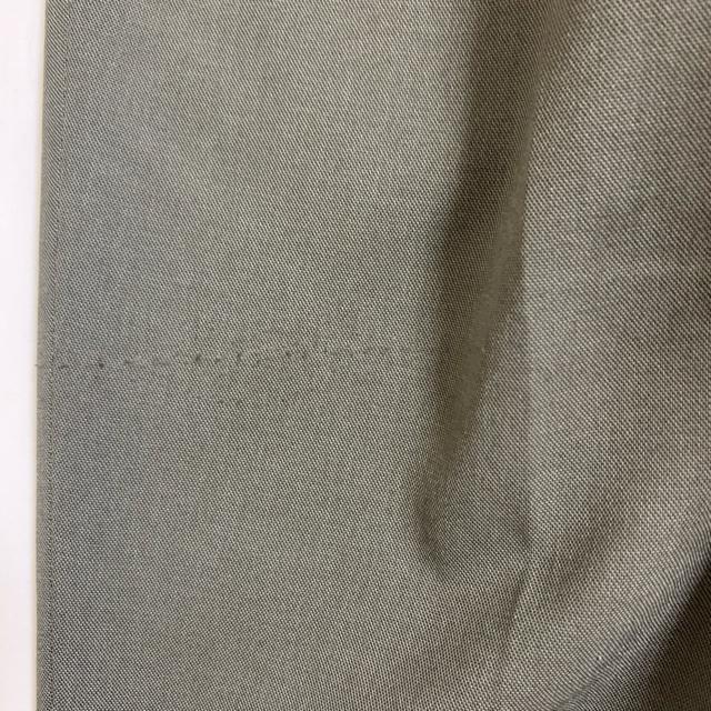 ORIHICA(オリヒカ)のORIHICA オリヒカ セットアップスーツ 深緑 レディースのフォーマル/ドレス(スーツ)の商品写真