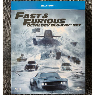 ワイルド・スピード オクタロジー Blu-ray SET<初回生産限定> Blu(外国映画)