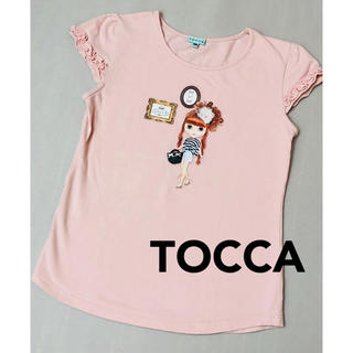 TOCCA - トッカ tocca 半袖 Tシャツ 美品 140