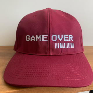 SHAREEF - SHAREEF gameover cap red