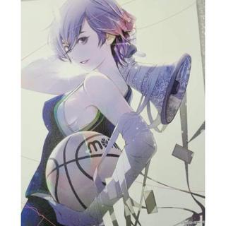 キャンバスアート 神原駿河(ボードキャンバス)