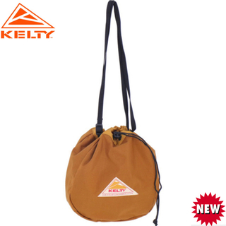 KELTY - 【新品・未使用】KELTY 巾着 KINCHAKU SHOULDER M