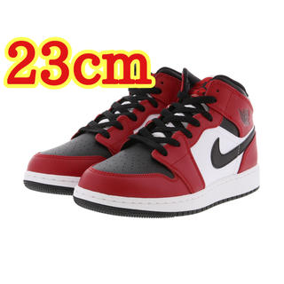ナイキ(NIKE)のNIKE AIR JORDAN 1 MID UNCHICAGO GS(スニーカー)
