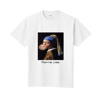 ザラ(ZARA)のTシャツ モナリザ(Tシャツ/カットソー(半袖/袖なし))